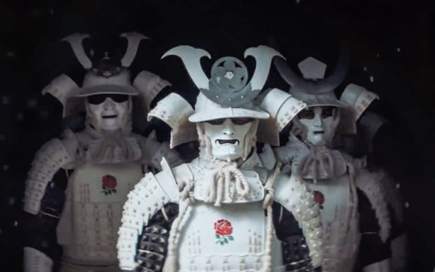 [Rugby Japan] - England Just Released A Dramatic Ad Spot And It's LITT!