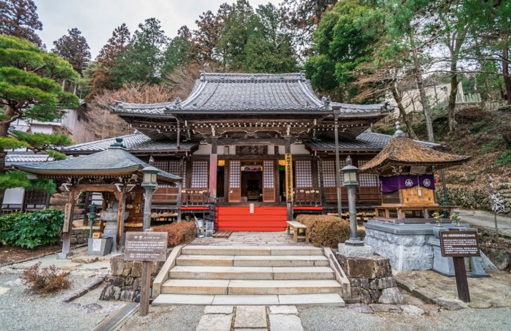 Gero Onsen – Pay a Visit to Onsenji Temple