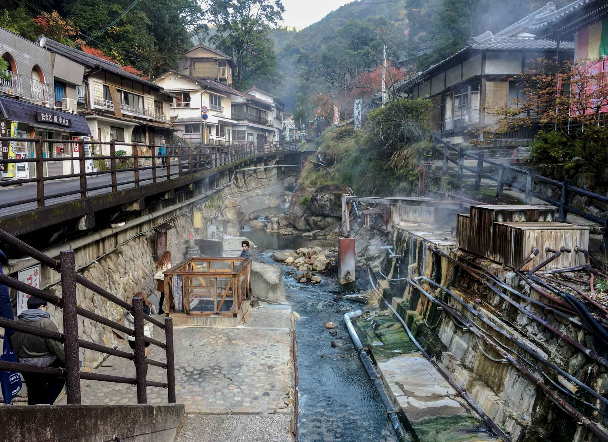 Yunomine Onsen Town - All Our Travel Tips To Visit This UNESCO World Heritage Site