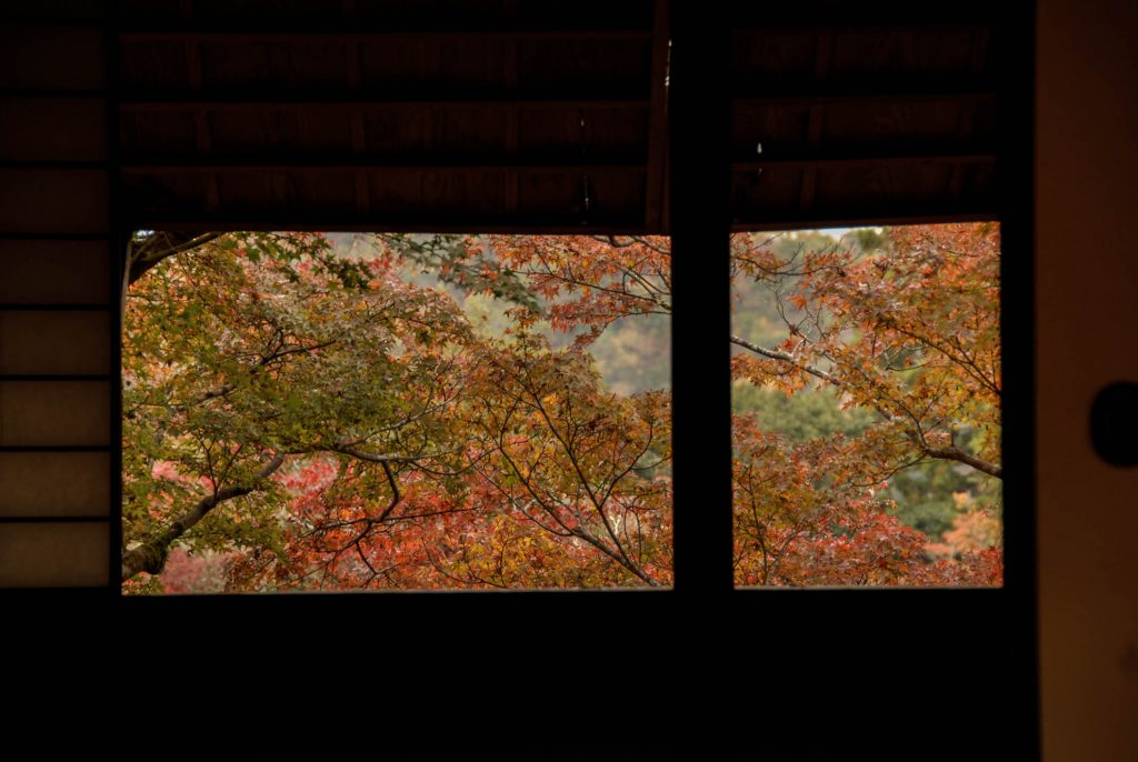 Best Autumn Leaves Spots in Kyoto #10 - Shugakuin Imperial Villa 3