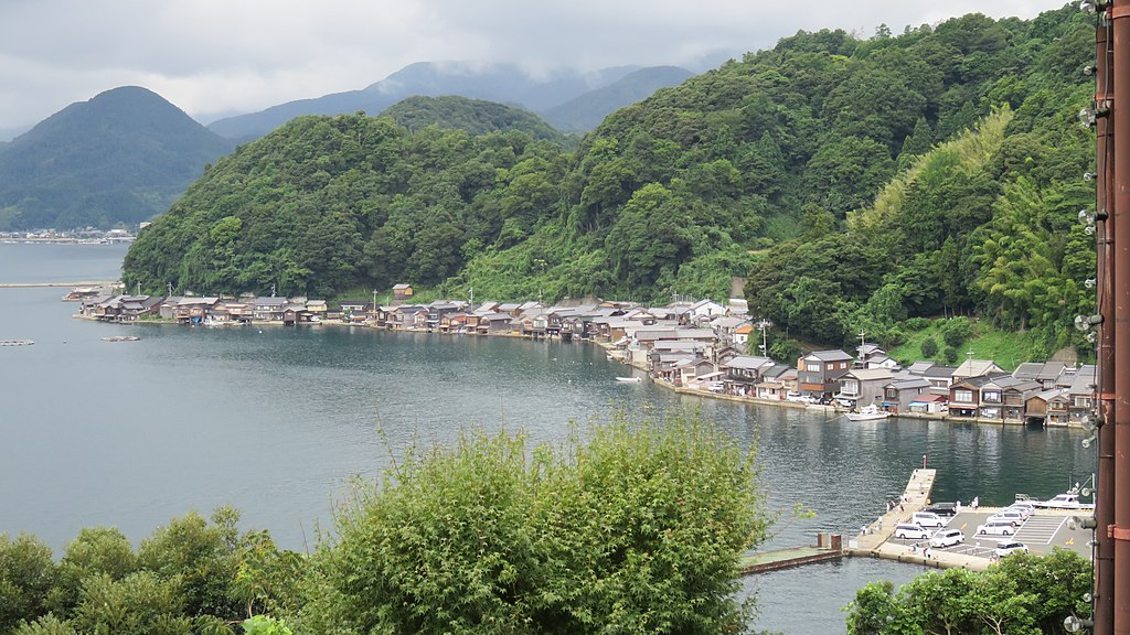 Ine Japan - Cycle Around the Small Town