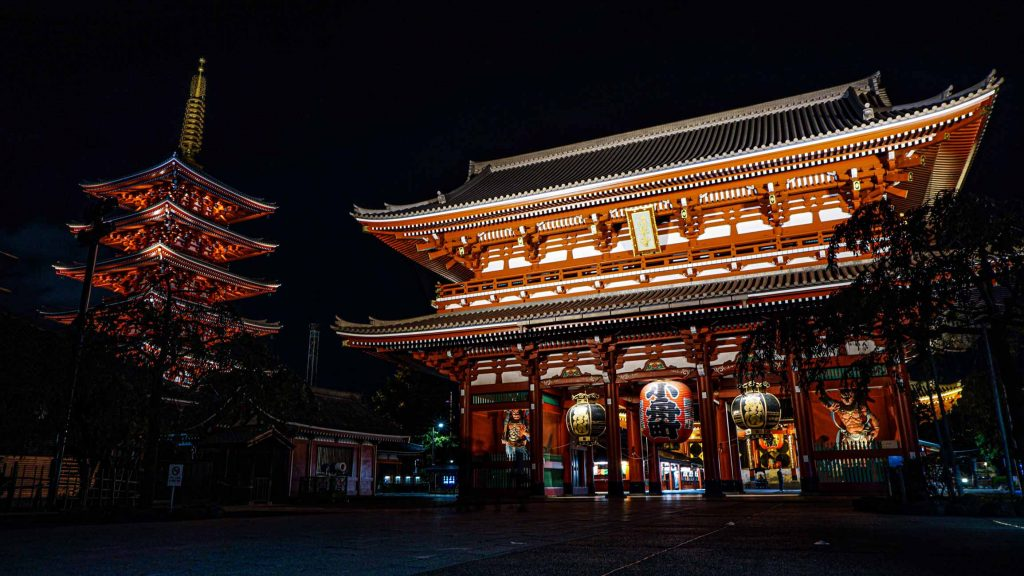 Where to stay in Tokyo - Asakusa 2