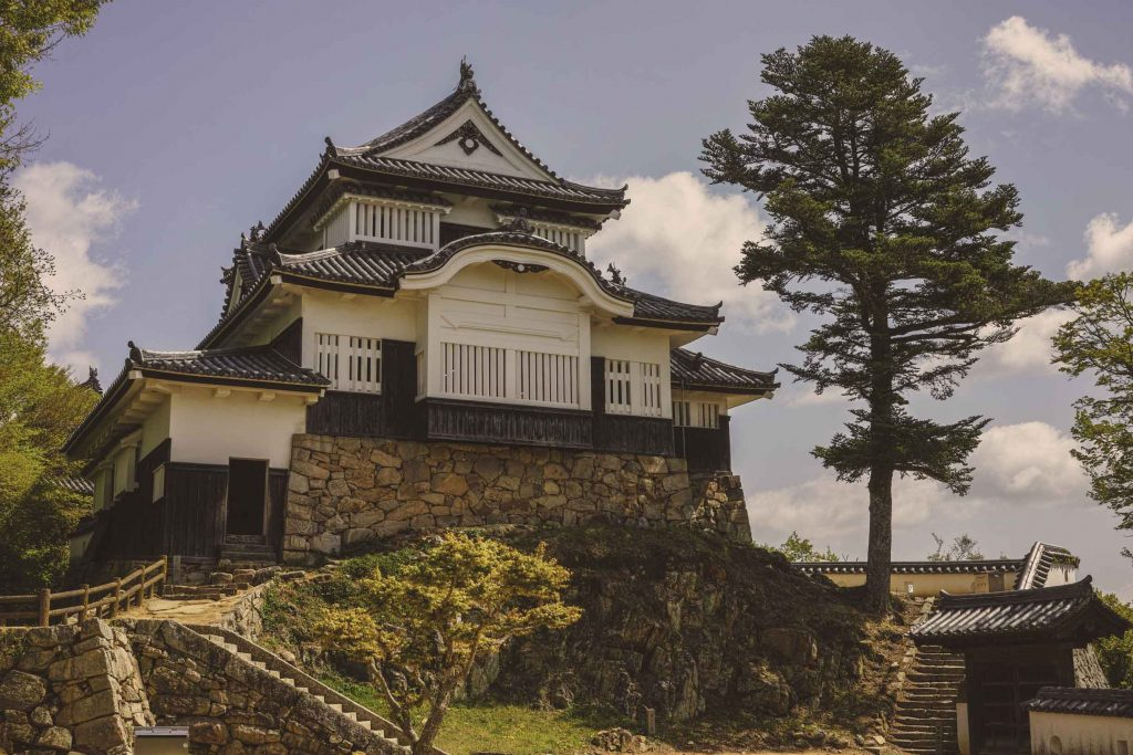 Best Castles in Japan Bitchu Matsuyama Castle 1