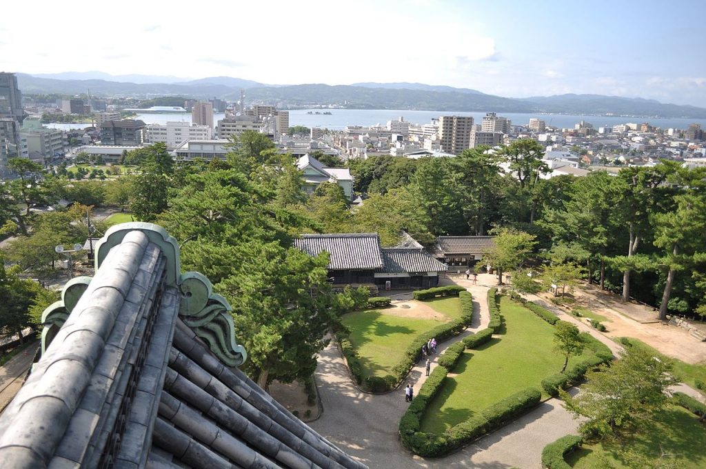 Best castles in Japan - Matsue Castle