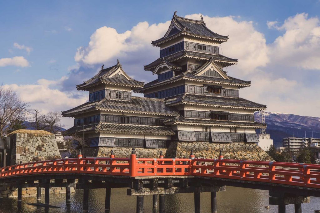 Best Castles in Japan Matsumoto Castle 2