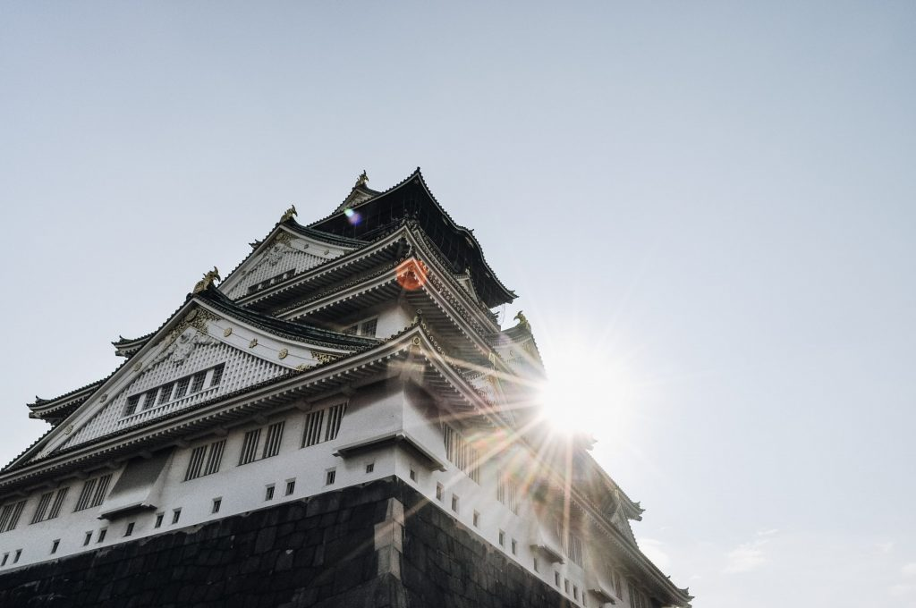 Best Castles in Japan Osaka Castle 3