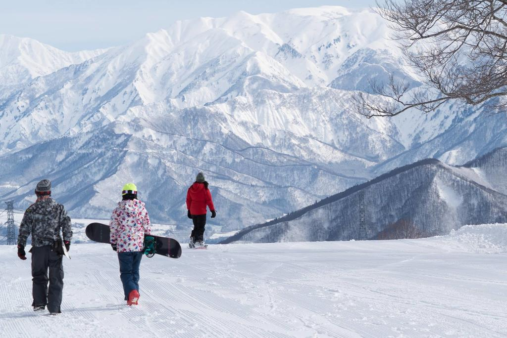 Where to Ski in Japan Spot #6 - Ishiuchi Maruyama