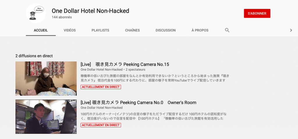 Asahi Ryokan Youtube Channel One Dollar Hotel Non Hacked