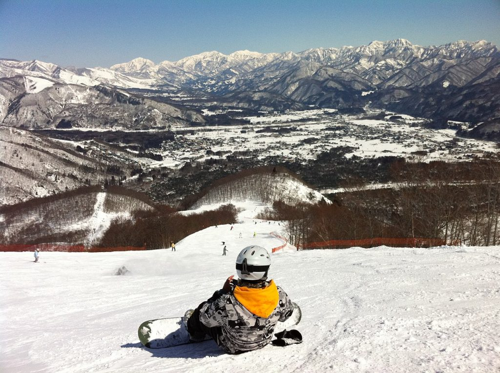 Where to Ski in Japan Spot #1 - Hakuba 47 1