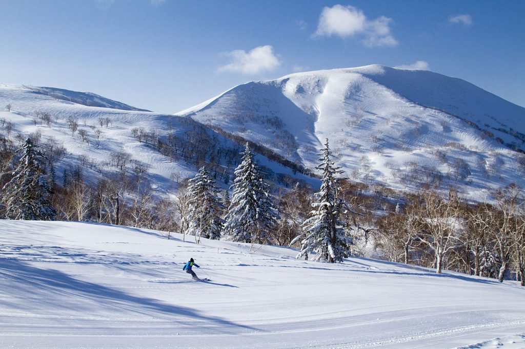 Where to Ski in Japan Spot #10 - Kiroro 1