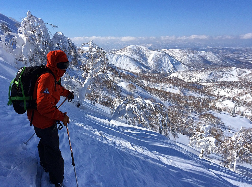 Where to Ski in Japan Spot #10 - Kiroro 2