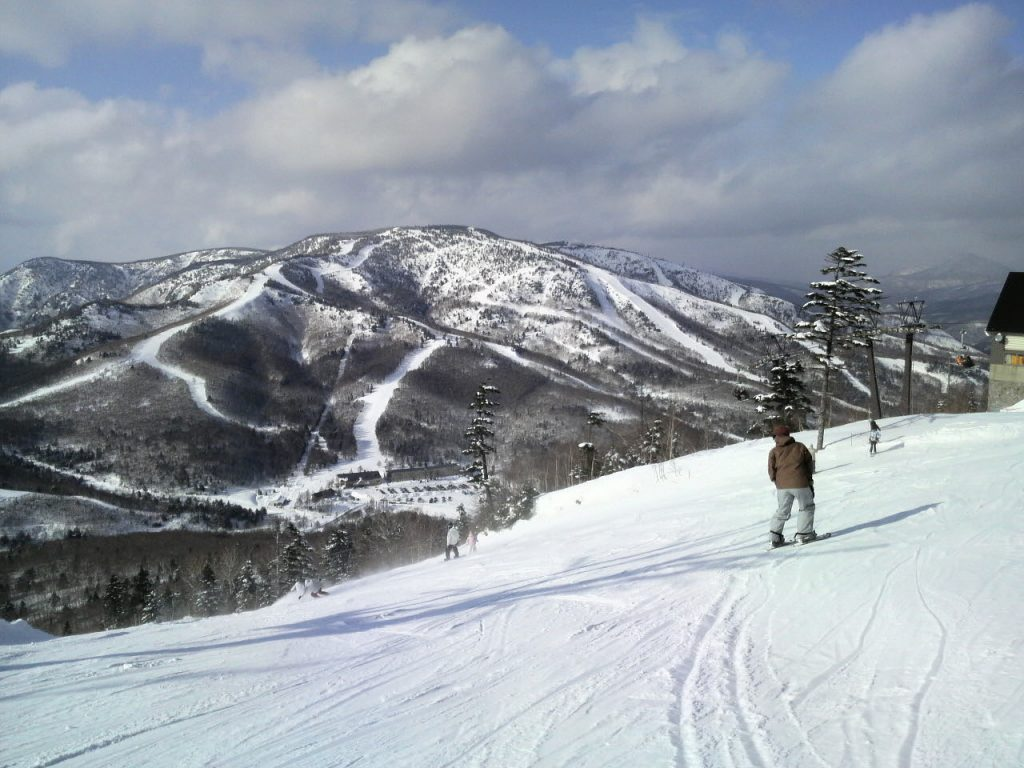 Where to Ski in Japan Spot #2 - Shiga Kogen 2