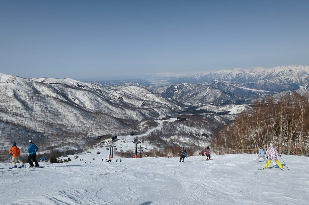 Where to Ski in Japan Spot #3 - Kagura 1