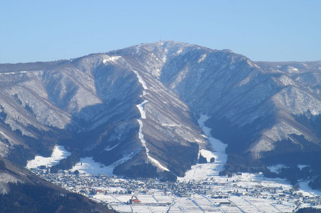Where to Ski in Japan Spot #4 - Nozawa Onsen 2