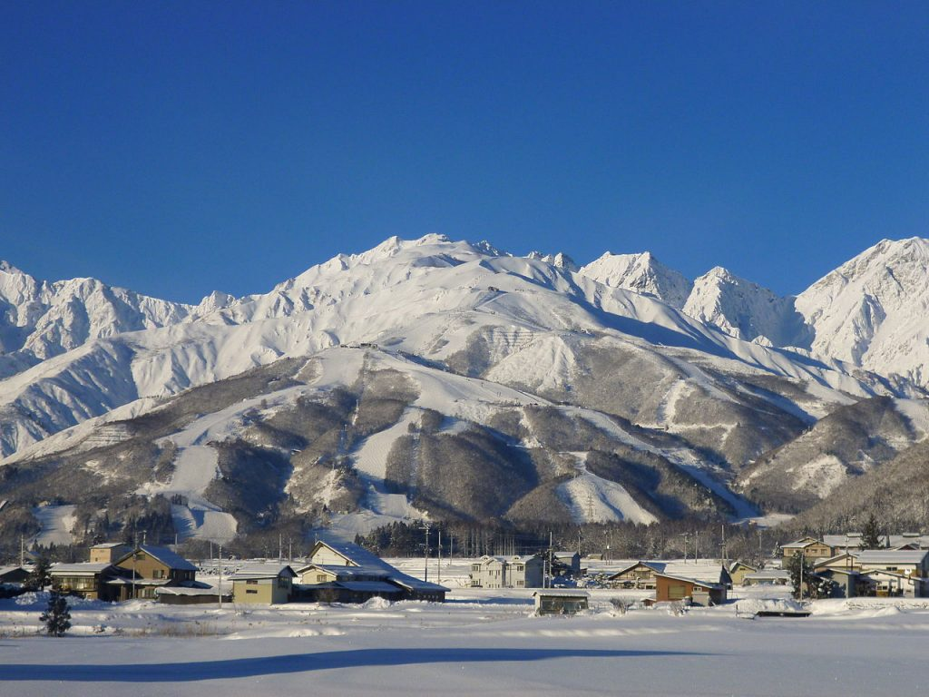 Where to Ski in Japan Spot #5 - Happo One 1