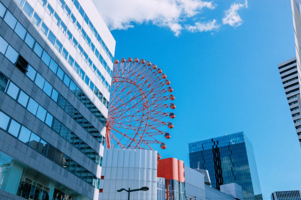 Where to Stay in Osaka - Umeda 1