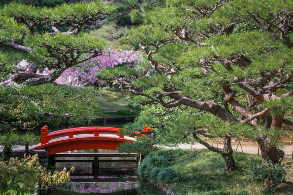 Best japanese gardens in Japan #2 - Ritsurin (Takamatsu)