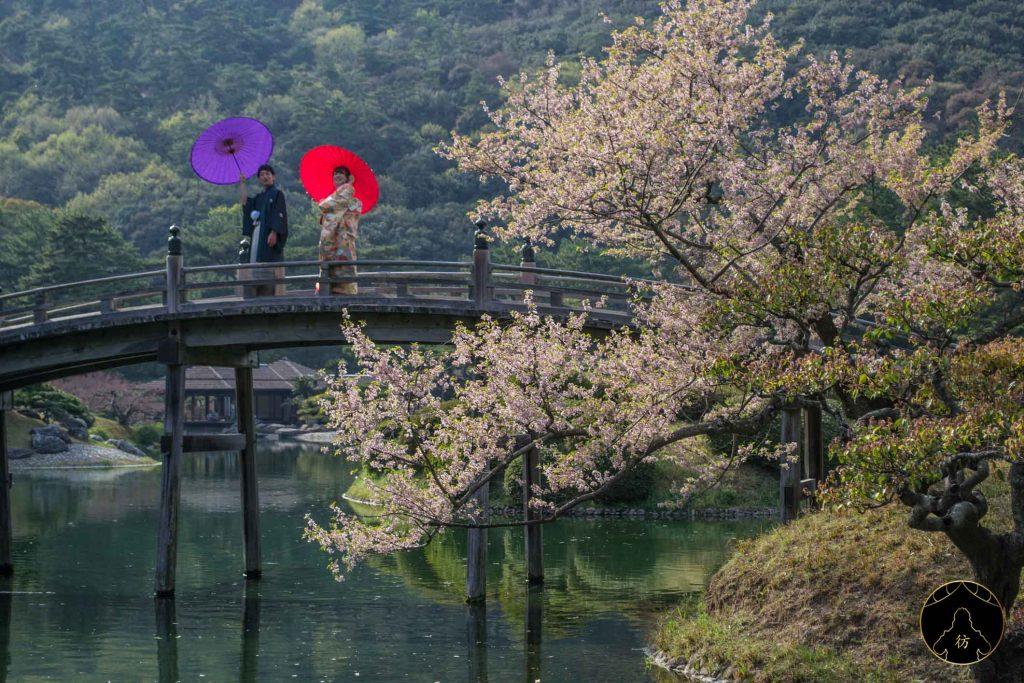 Best japanese gardens in Japan #2 - Ritsurin (Takamatsu)
