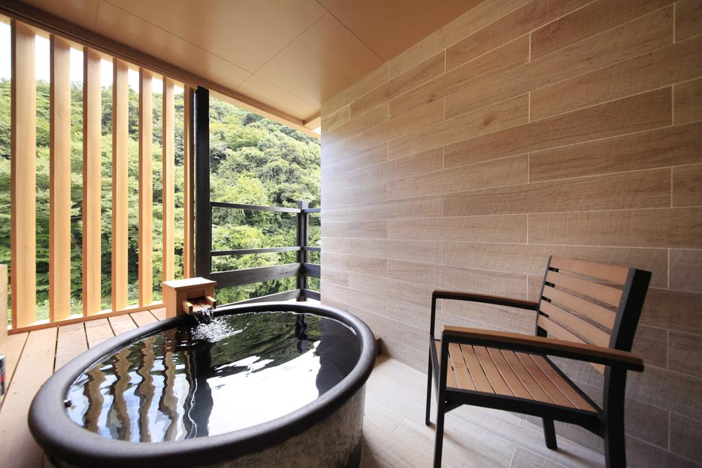 Best Ryokan In Hakone with Private Onsen #1 - Hakone Suimeisou 1