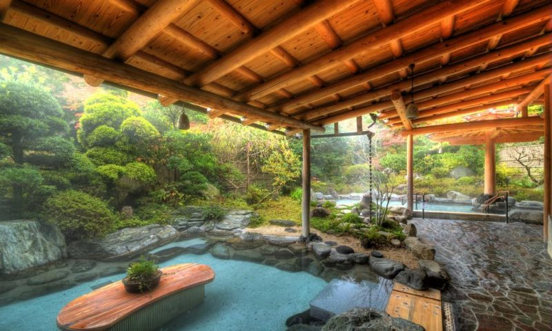 Best Ryokan In Hakone with Private Onsen #4 - Yoshiike Ryokan 1