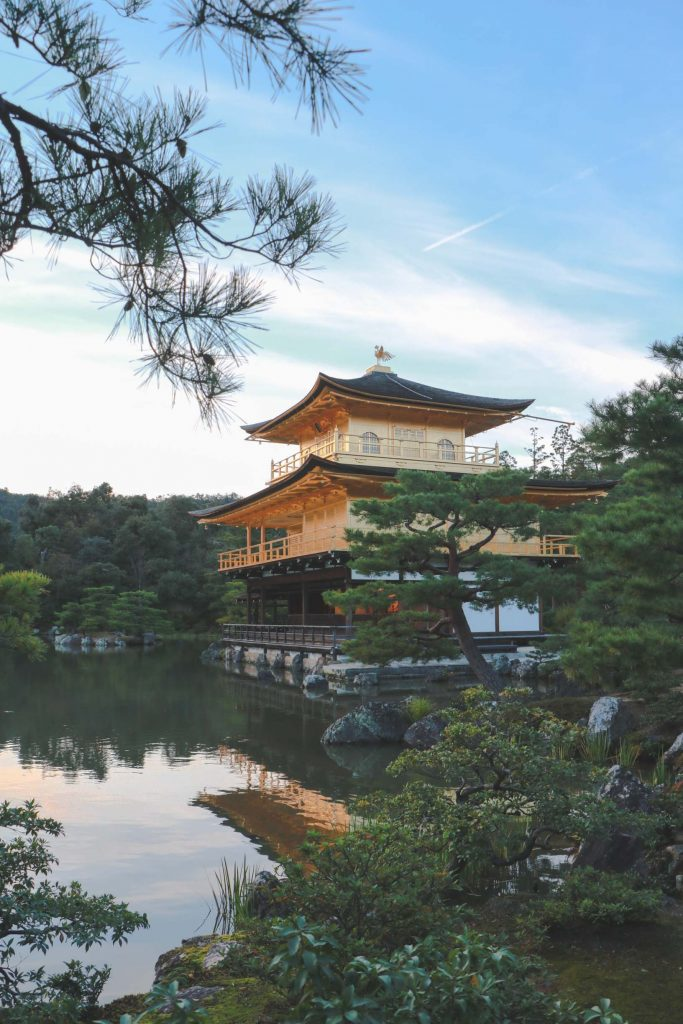 The 10 Most Instagrammable Places in Kyoto - Kinkakuji Temple