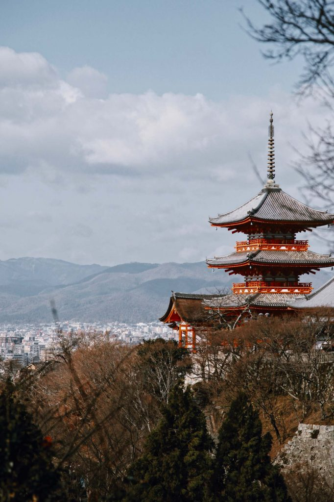 The 10 Most Instagrammable Places in Kyoto - Kiyomizu Dera Temple