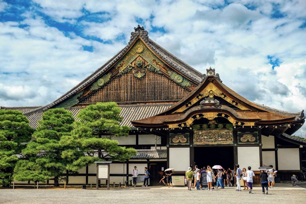 The 10 Most Instagrammable Places in Kyoto - Nijo Castle