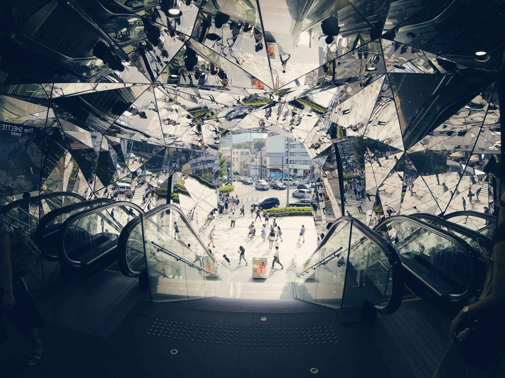 Most Instagrammable Places in Tokyo Tokyu Plaza Omotesando 1