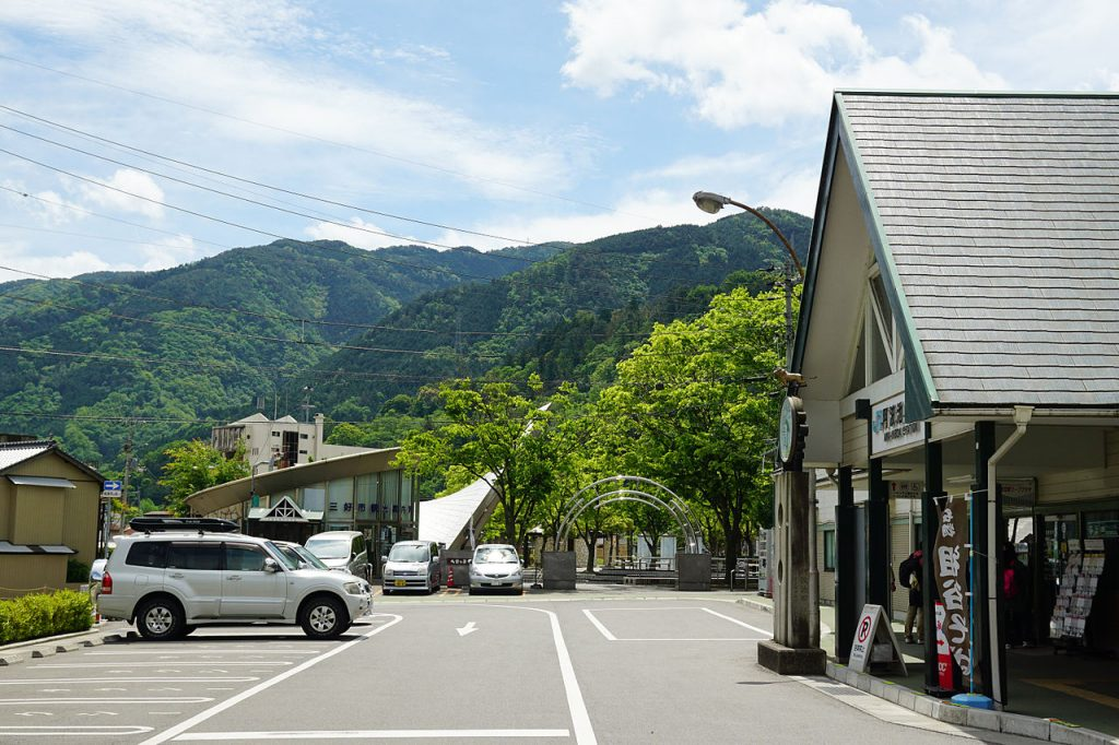 How To Get To Iya Valley Awa Ikeda Station