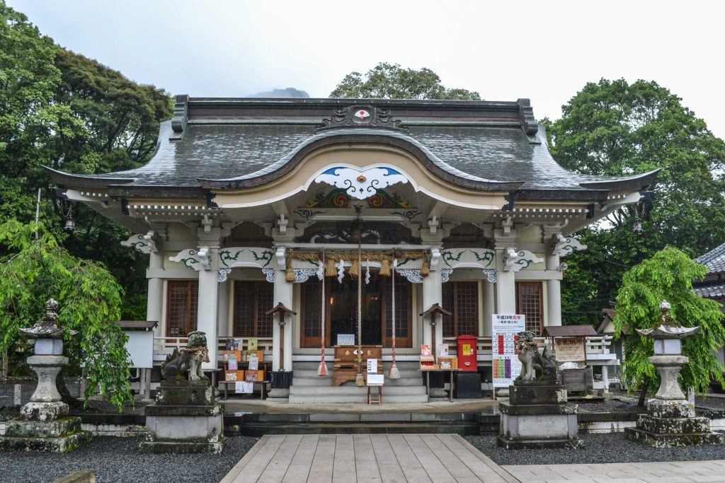 Takeo Shrine 1