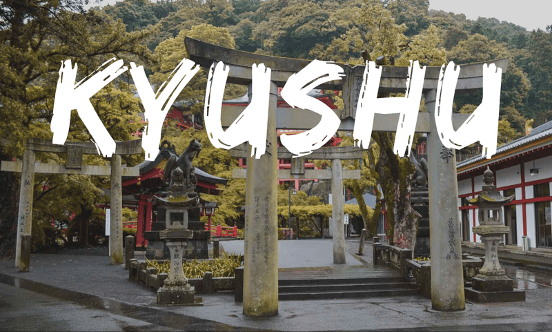 Best Places To Visit In Japan - Kyushu