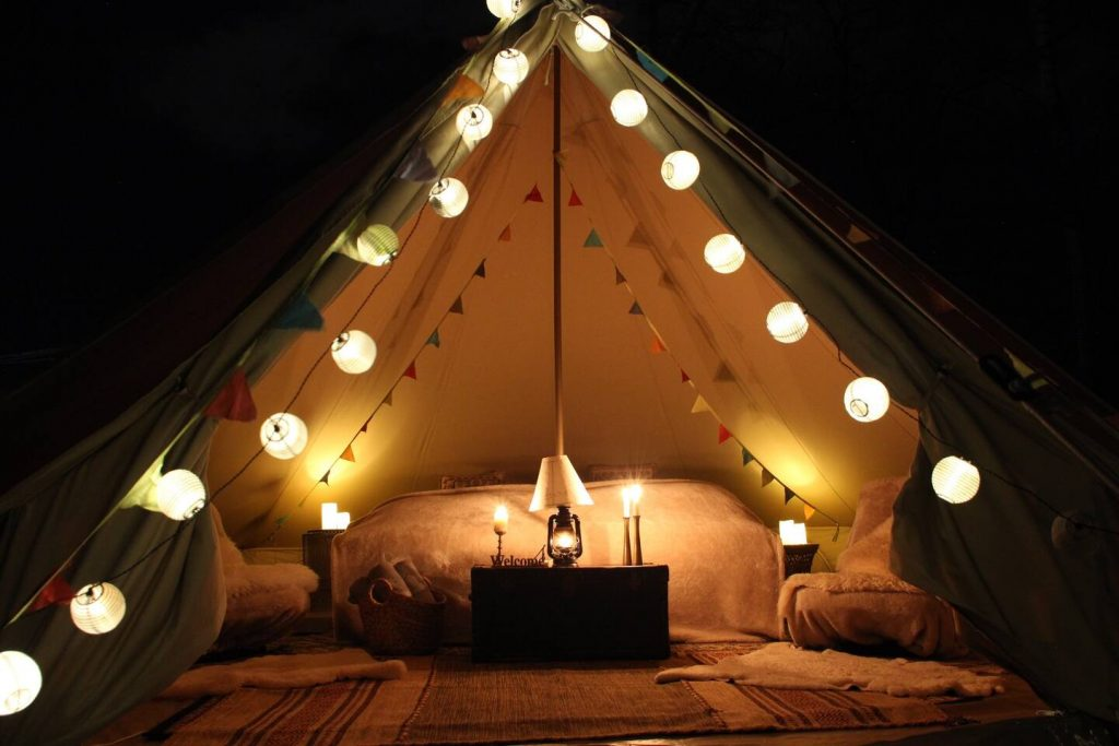 Glamping Japan - Niseko Winter Outdoor Stay Experience - Bongo 1