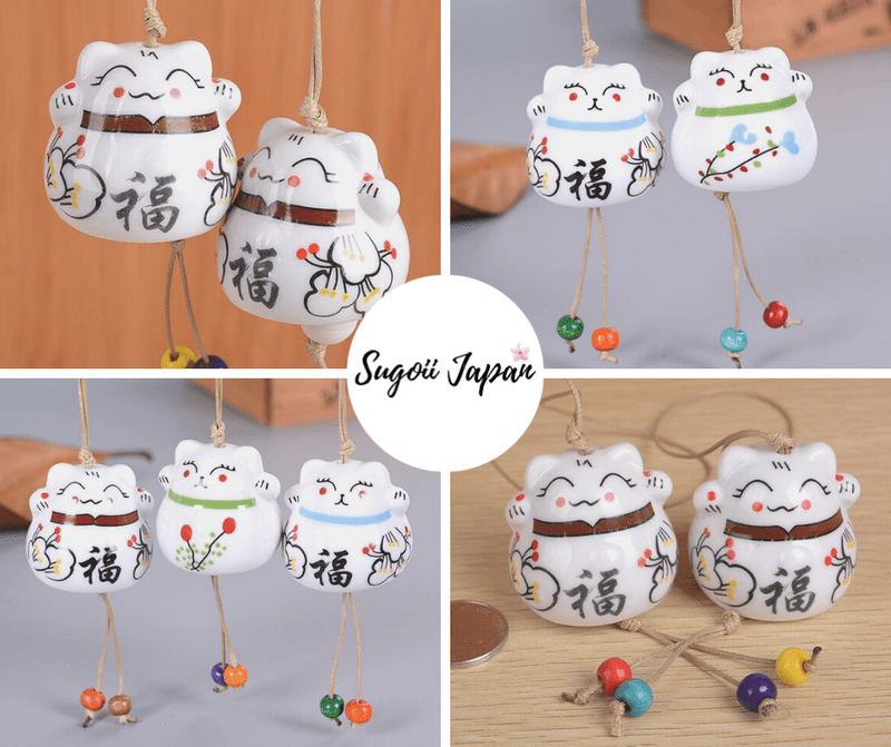 Maneki Neko Shop - Wind Chimes