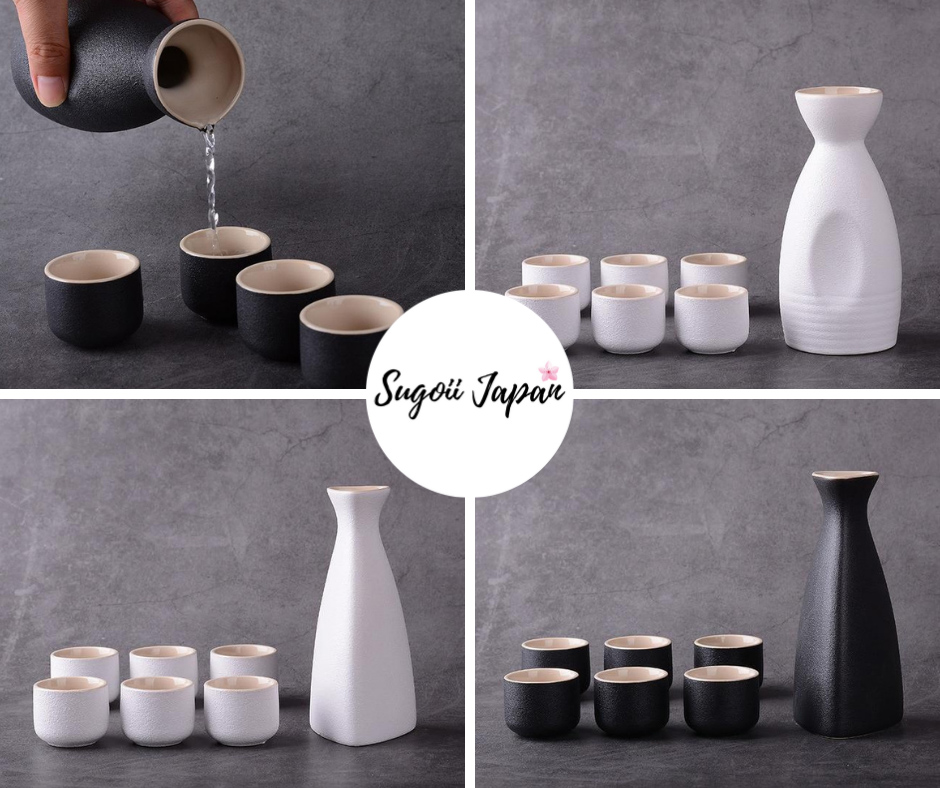 Traditional Japanese Sake Set 1