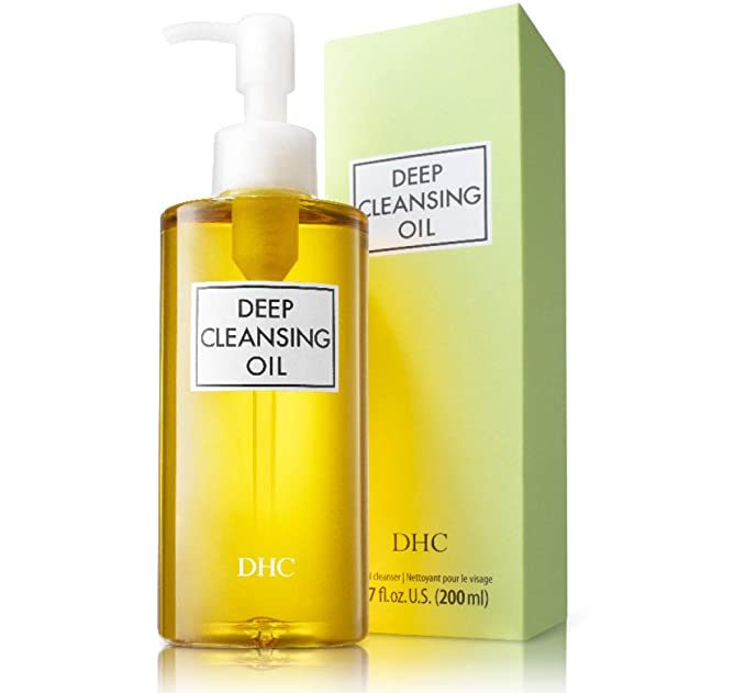 Japanese Face Washes - DHC Deep Cleansing Oil