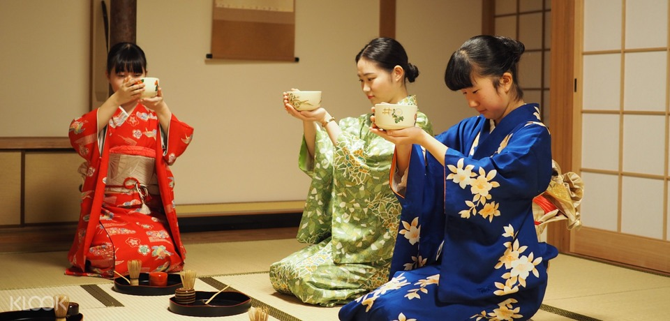 Japanese Tea Ceremony Tours